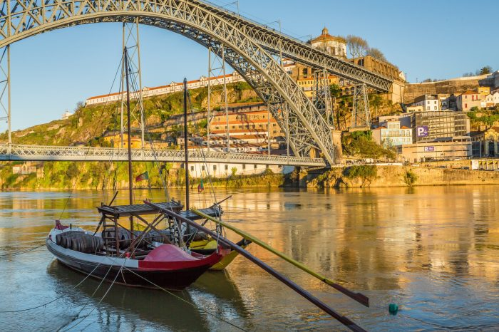3-Day Tour of Porto + Douro Valley Wine Region