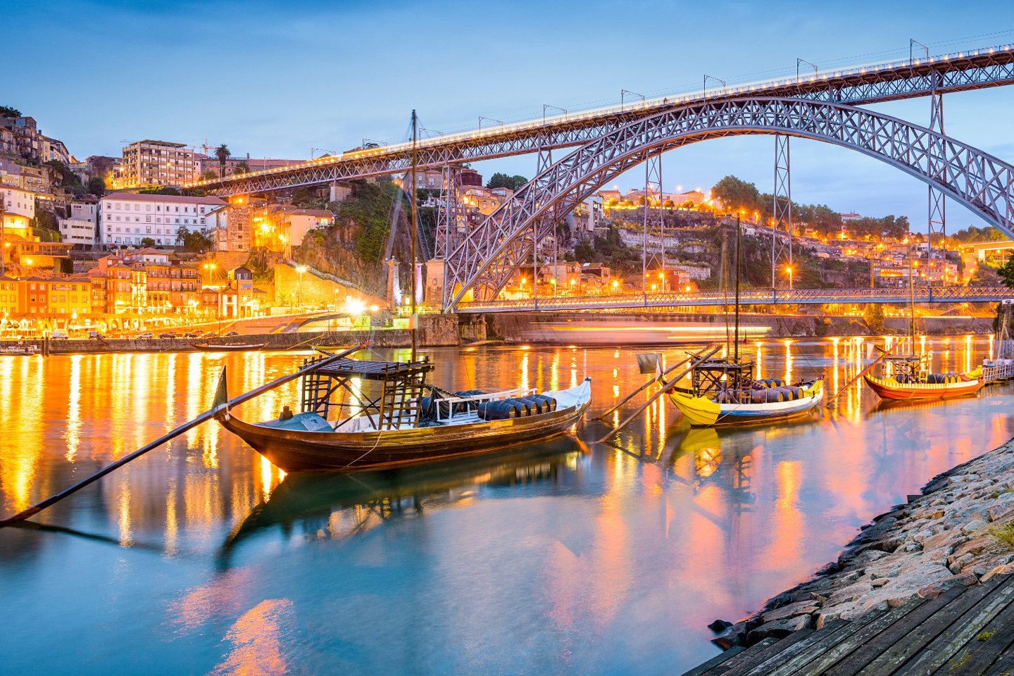 Porto Portugal Tours From Lisbon