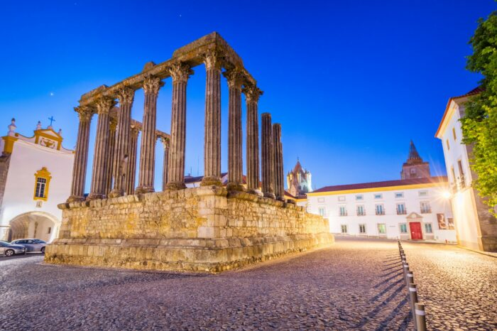 Evora Private Tour from Lisbon (Half-Day – Approx 5h)